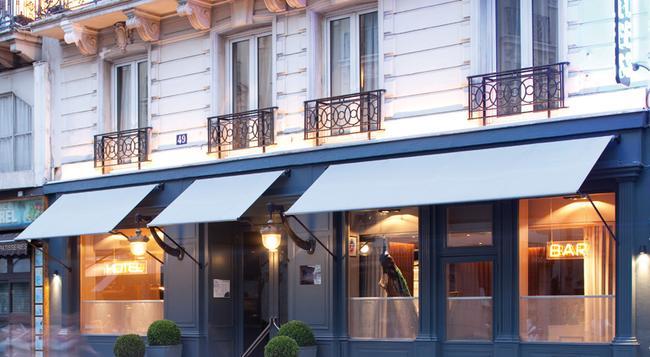 ベストウェスタン プレミア オペラ フォブール (旧 ホテル ジュール) - パリ - 建物