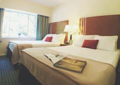 グリーンブライヤー ホテル - バンクーバー - 寝室