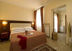 ホテル エスポジツィオーネ ローマ - ローマ - 寝室