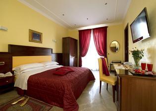 ホテル エスポジツィオーネ ローマ