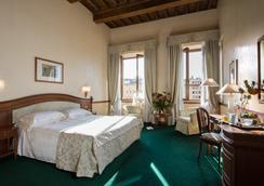 ホテル デリ オラフィ - フィレンツェ - 寝室