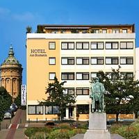 アム ビスマルク Das Hotel am Bismarck in Mannheim