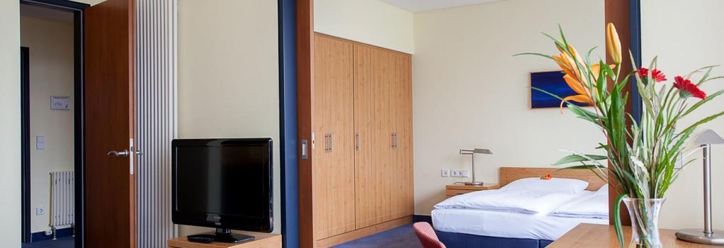 アパリオン アパートメント ベルリン - ベルリン - 寝室