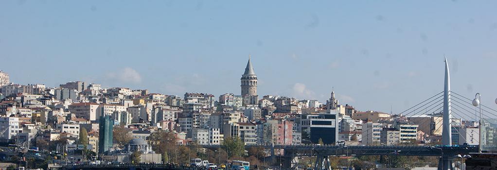 ホテル バイカル - イスタンブール - 建物