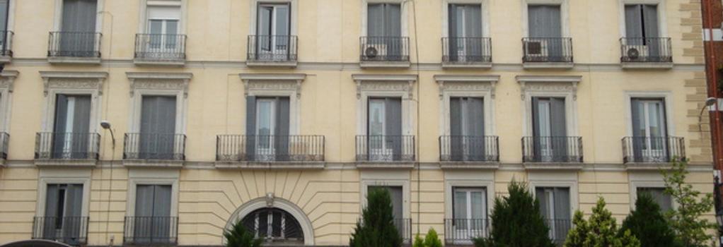 オスタル サモラ - マドリード - 建物
