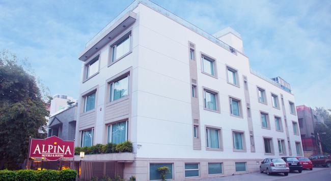 アルピナ ホテルズ & スイーツ - ニューデリー - 建物