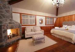 Finca Lerida Coffee Plantation & Boutique Hotel - Boquete - 寝室