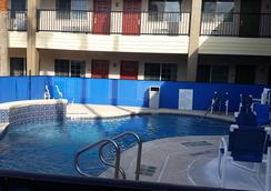 Texas Inn Downtown McAllen near Airport / Mall - マッカレン - プール