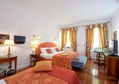 ザ デューク ホテル - ローマ - 寝室