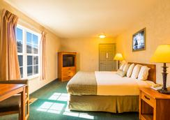 The Beach House Inn - Fort Bragg - 寝室