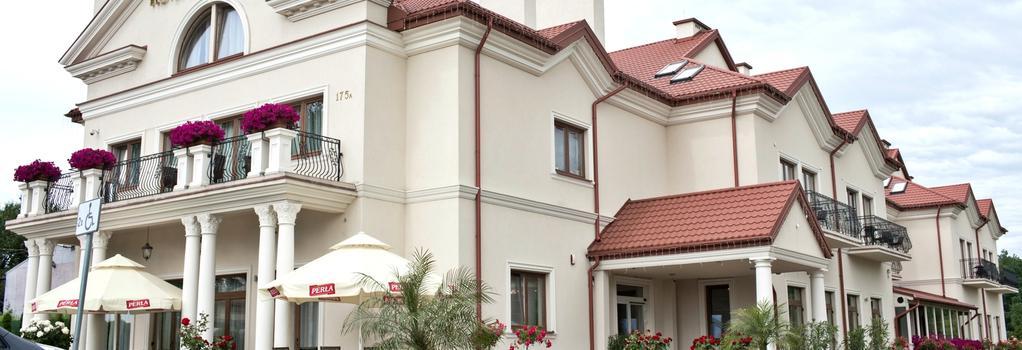 Hotel Luxor - ルブリン - 建物