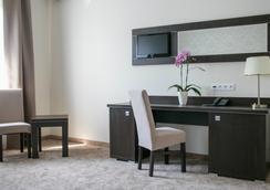 Hotel Luxor - ルブリン - 寝室