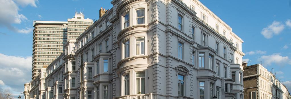 パーク インターナショナル ホテル - ロンドン - 建物