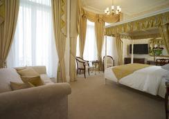 パーク インターナショナル ホテル - ロンドン - 寝室