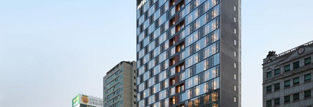 ホテル ペイト ガンナム - ソウル - 建物