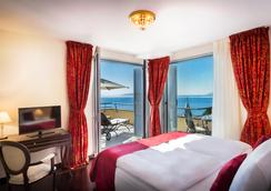 Remisens Premium Hotel Kvarner - Adults Only - オパティヤ - 寝室