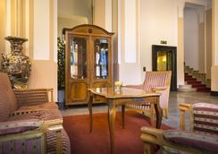 Smart Selection Hotel Bristol - ロヴラン - ロビー