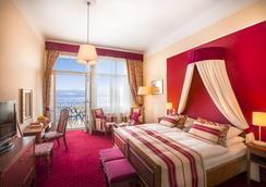 Smart Selection Hotel Bristol - ロヴラン - 寝室