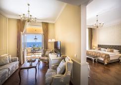 Remisens Hotel Palace Bellevue - オパティヤ - 寝室