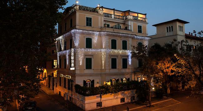 ホテル ファルネーゼ - ローマ - 建物