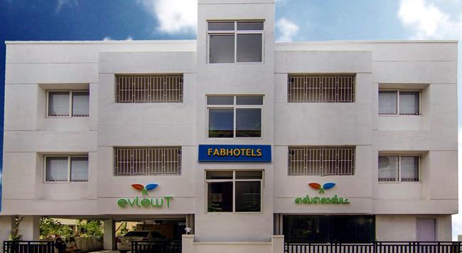 Fabhotel Evlewt Omr - チェンナイ - 建物
