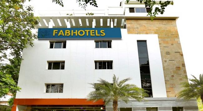 Fabhotel Tanisha Jubilee Hills - ハイデラバード - 建物