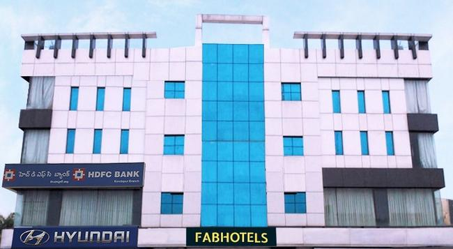 Fabhotel Majestica Inn Hitec City - ハイデラバード - 建物