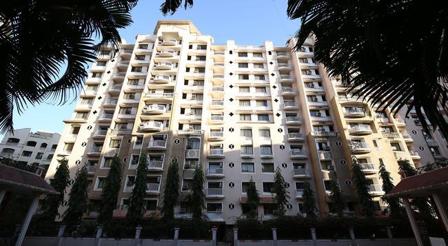 Fabhotel Ashok Apartments Marol - ムンバイ - 建物