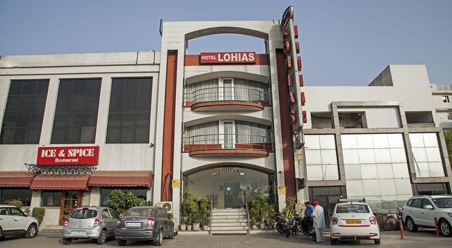 Fabhotel Lohias Delhi Airport - ニューデリー - 建物