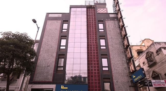 Fabhotel Suncourt Karol Bagh - ニューデリー - 建物