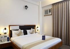 Fabhotel Huda Sushant Lok - グルガウン - 寝室