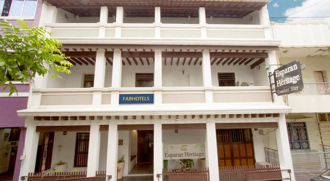 Fabhotel Esparan Pondicherry - Puducherry - 建物
