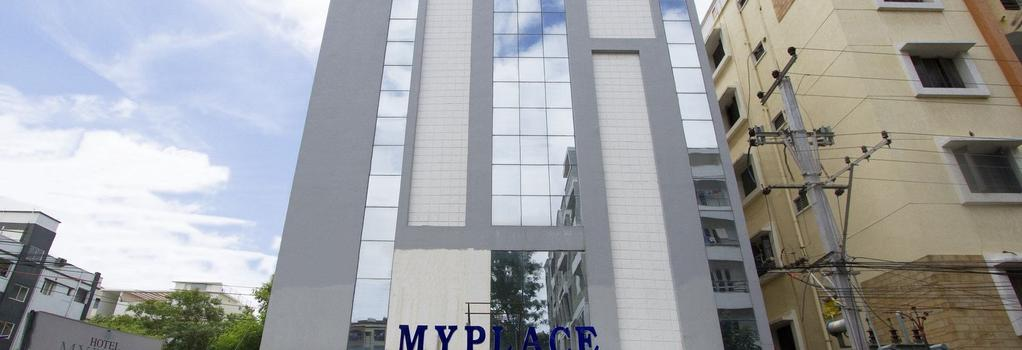 Fabhotel Myplace Kondapur Hicc - ハイデラバード - 建物