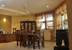 Rivorich Residence Kandy - キャンディー - レストラン