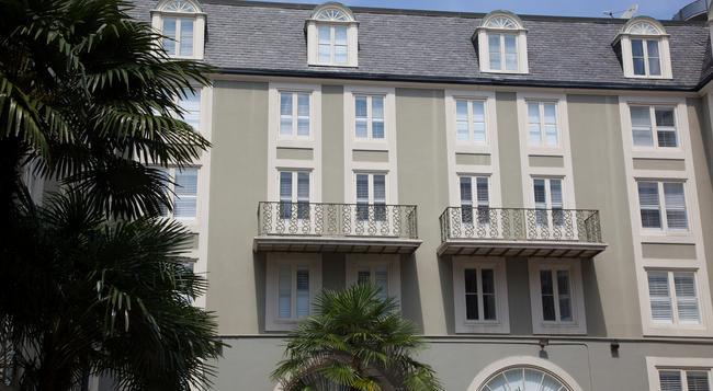 バーボン オーリンズ ホテル - ニューオーリンズ - 建物