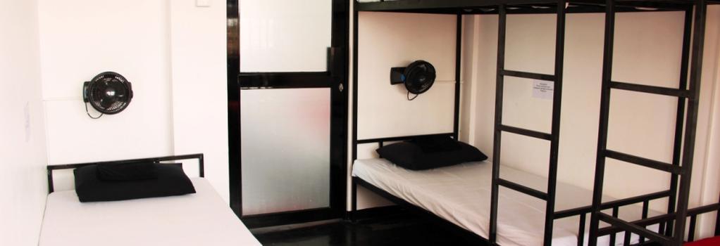 コロンボ シティ ホステル - コロンボ - 寝室