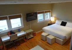 バルボア イン - ニューポート・ビーチ - 寝室