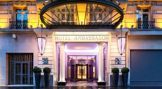 パリス マリオット オペラ アンバサダー ホテル - パリ - 建物