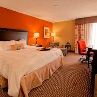 Hampton Inn Asheville I-26 Biltmore Area Guestroom