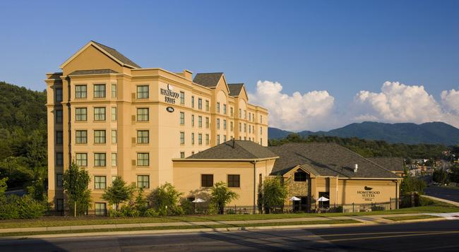 Homewood Suites by Hilton Asheville-Tunnel Road - アッシュビル - 建物
