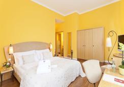 クラシック ホテル ハーモニー - ケルン - 寝室
