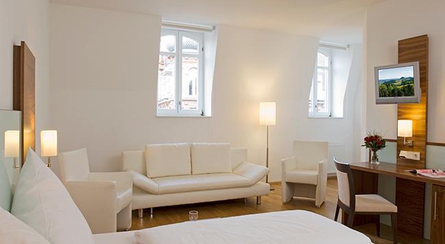 アウグスティナー トール - コンスタンツ - 寝室