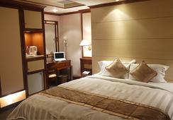 シルケン ホテル - 台北市 - 寝室