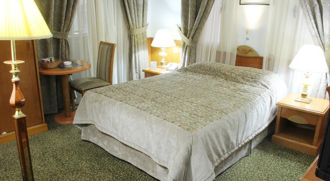 ザイン インターナショナル ホテル - ドバイ - 寝室