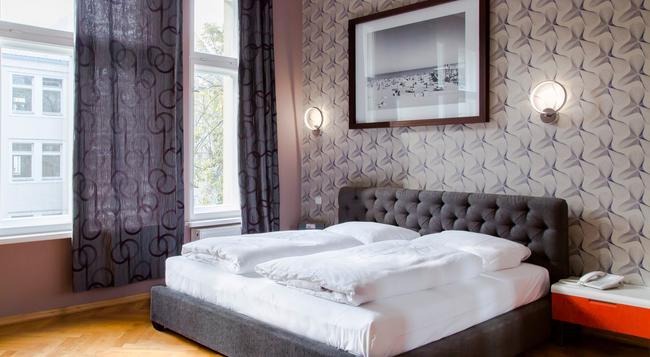 ホテル レジデンツ ベガスウィンクル - ベルリン - 寝室
