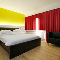 ABC スイス クオリティ ホテル Doppelzimmer