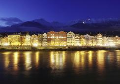 ベーシック ホテル インスブルック - インスブルック - 屋外の景色