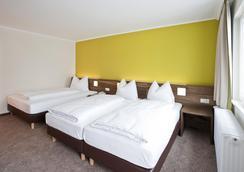 ベーシック ホテル インスブルック - インスブルック - 寝室