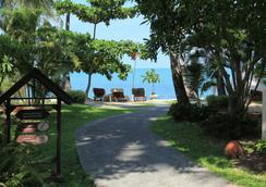 フェア ハウス ヴィラズ & スパ コー サムイ - サムイ島 - ビーチ