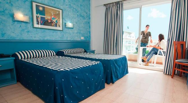 Santa Monica Playa - サロウ - 寝室